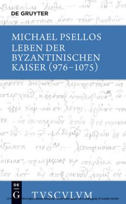 Leben der byzantinischen Kaiser (976-1075)