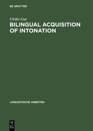 Bilingual Acquisition of Intonation