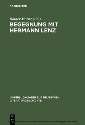 Begegnung mit Hermann Lenz