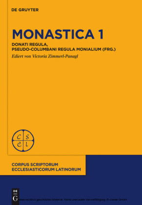 Monastica 1