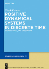 Positive Dynamical Systems in Discrete Time