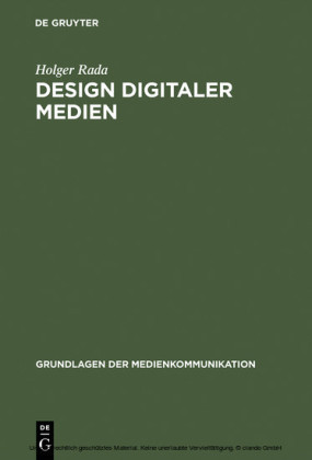 Design digitaler Medien