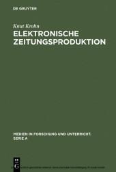 Elektronische Zeitungsproduktion