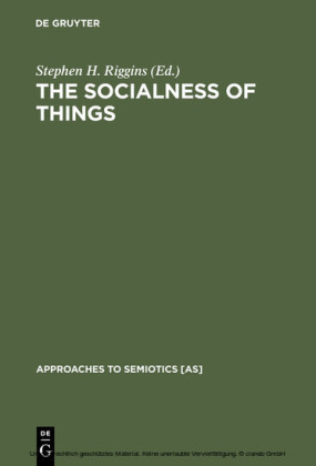 The Socialness of Things