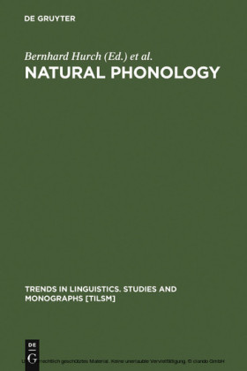 Natural Phonology