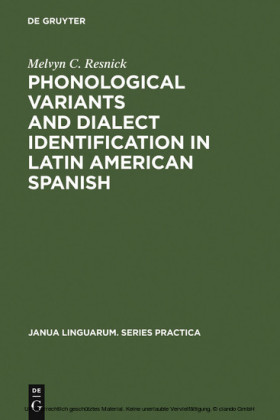 Phonological Variants and Dialect Identification in Latin American Spanish