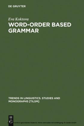 Word-Order Based Grammar