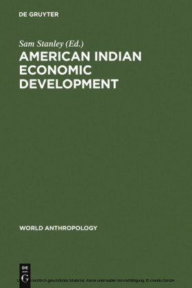 American Indian Economic Development