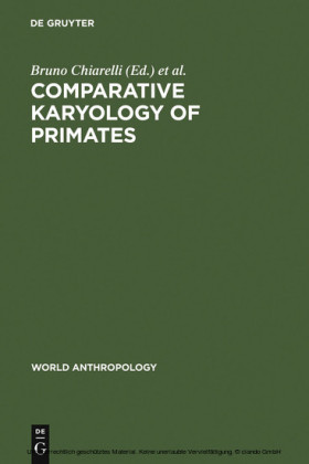 Comparative Karyology of Primates