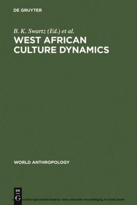 West African Culture Dynamics