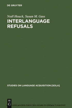 Interlanguage Refusals