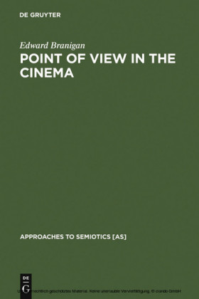 Point of View in the Cinema