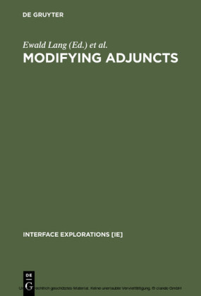 Modifying Adjuncts