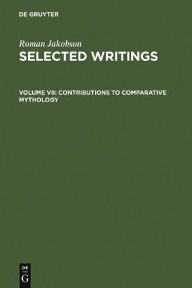 Contributions to Comparative Mythology