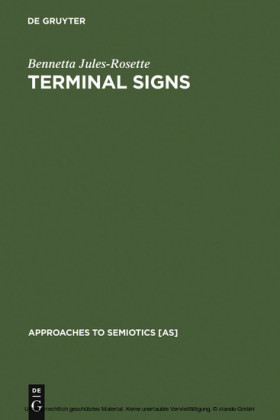 Terminal Signs