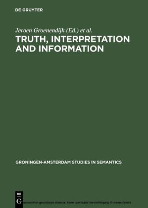 Truth, Interpretation and Information