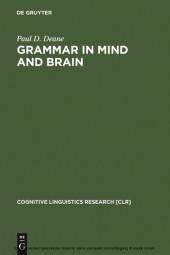 Grammar in Mind and Brain