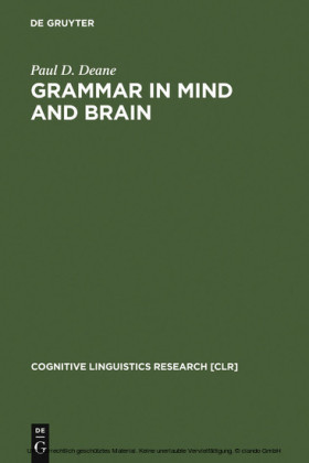 Grammar in Mind and Brain