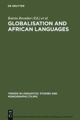 Globalisation and African Languages