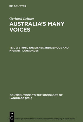 Ethnic Englishes, Indigenous and Migrant Languages