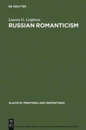 Russian romanticism