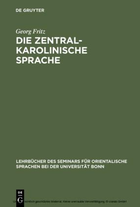 Die zentralkarolinische Sprache