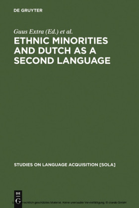 Ethnic Minorities and Dutch as a Second Language