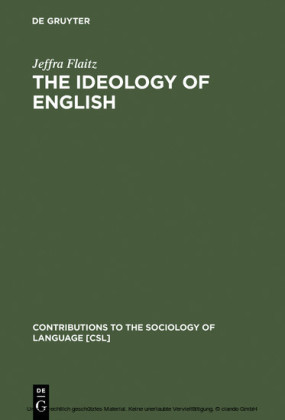 The Ideology of English