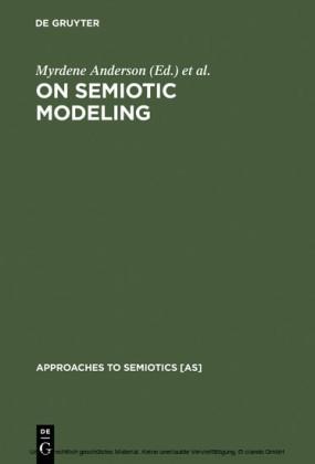 On Semiotic Modeling