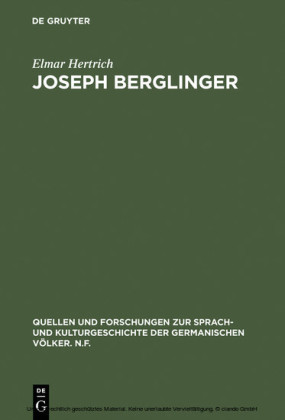 Joseph Berglinger