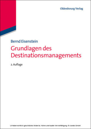 Grundlagen des Destinationsmanagements