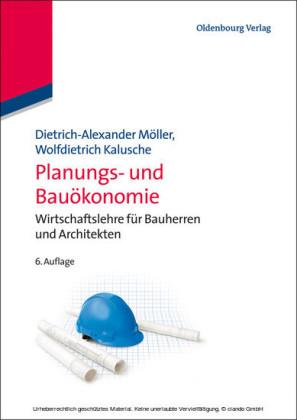Planungs- und Bauökonomie