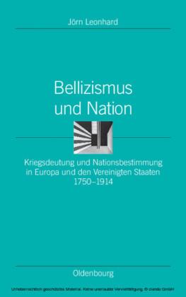 Bellizismus und Nation