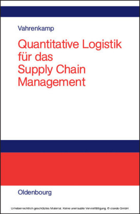 Quantitative Logistik für das Supply-chain-Management