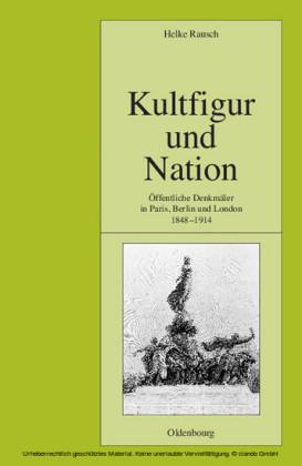 Kultfigur und Nation
