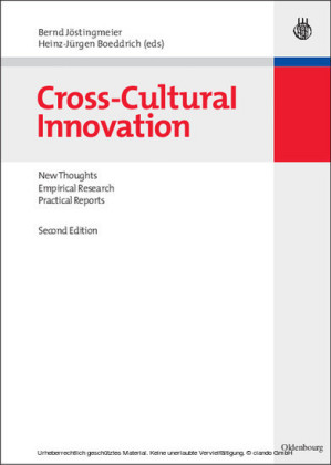 Cross-Cultural Innovation