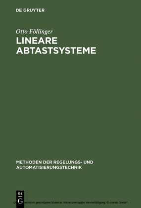 Lineare Abtastsysteme