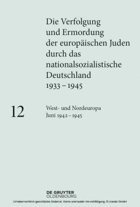 West- und Nordeuropa Juni 1942 - 1945