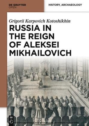Russia in the Reign of Aleksei Mikhailovich