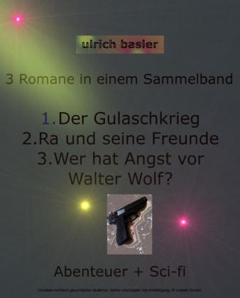 3 Romane / Sammelband