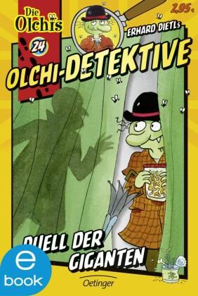Olchi-Detektive. Duell der Giganten