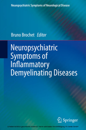 Neuropsychiatric Symptoms of Inflammatory Demyelinating Diseases