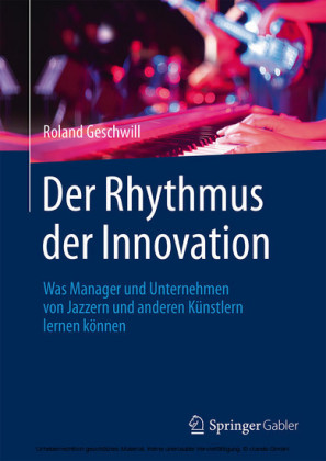 Der Rhythmus der Innovation