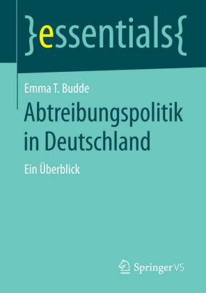 Abtreibungspolitik in Deutschland