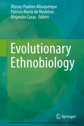 Evolutionary Ethnobiology