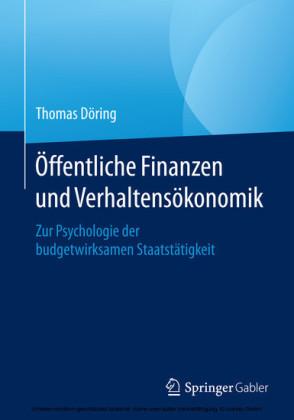 Öffentliche Finanzen und Verhaltensökonomik