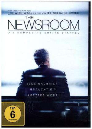 The Newsroom - Die komplette 3. und finale Staffel
