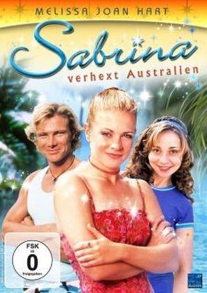 Sabrina verhext Australien, 1 DVD