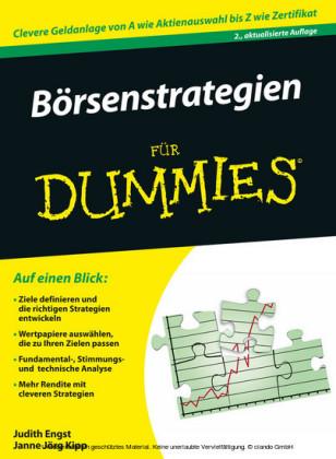 Brsenstrategien für Dummies