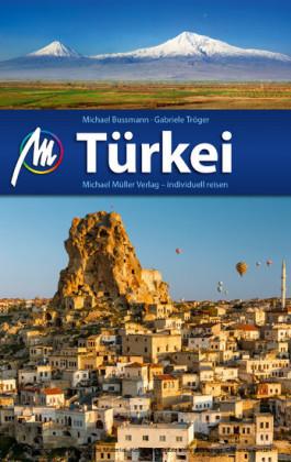 Türkei Reiseführer Michael Müller Verlag